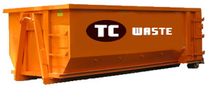 TC Waste dumpster rentals